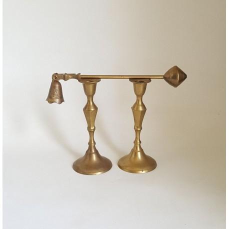 Set sfesnice realizate din bronz
